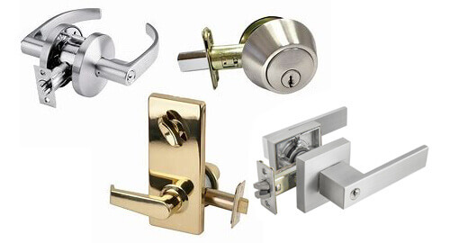 Cylindrical door locks
