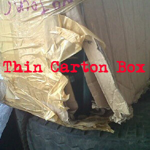 thin carton box