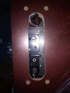 Drilling Holes for Card Door Lock - Hotel Lock Buying Guide