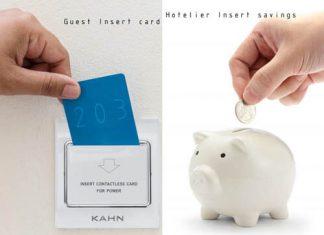 KAHN energy saving switch saves your money